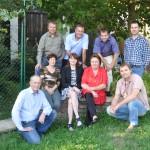 Jíloviště pro občany, sdružení nezávislých kandidátů, skupinová fotografie